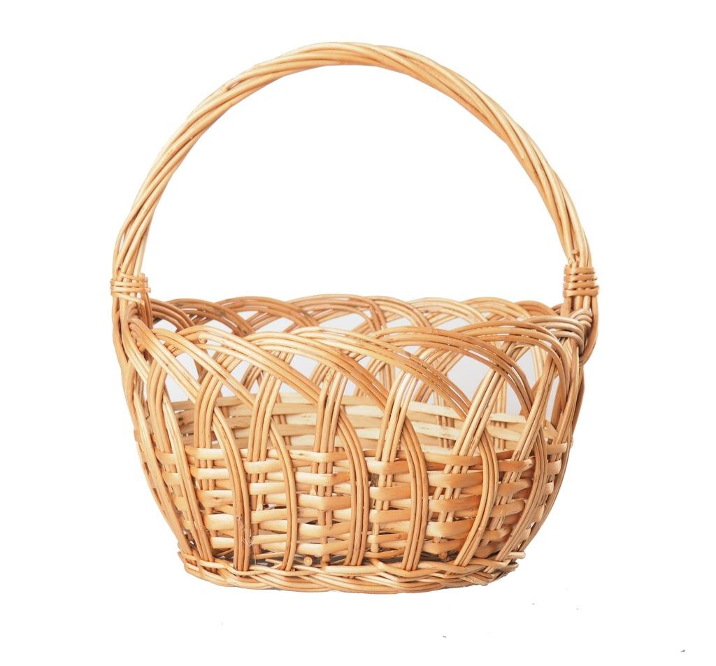 Koszyczek Wielkanocny Azurek Na Swieconke 7181424730 Oficjalne Archiwum Allegro