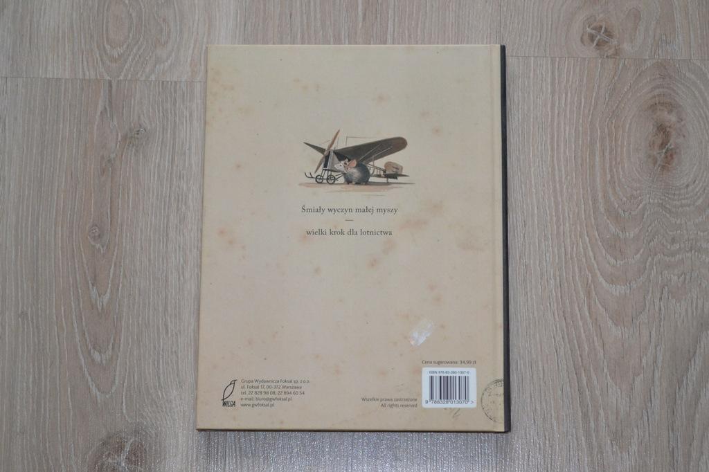 Niezwykle Przygody Latajacej Myszy Torben Kuhlmann 7795210345 Oficjalne Archiwum Allegro