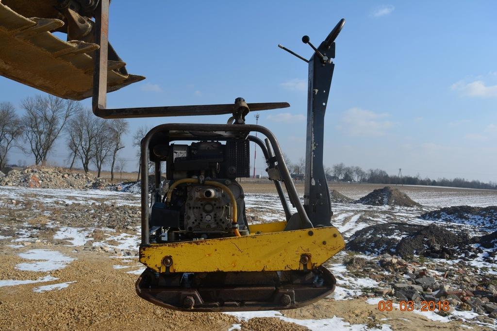 Zagęszczarka Bomag BPR50/52D 445 kg