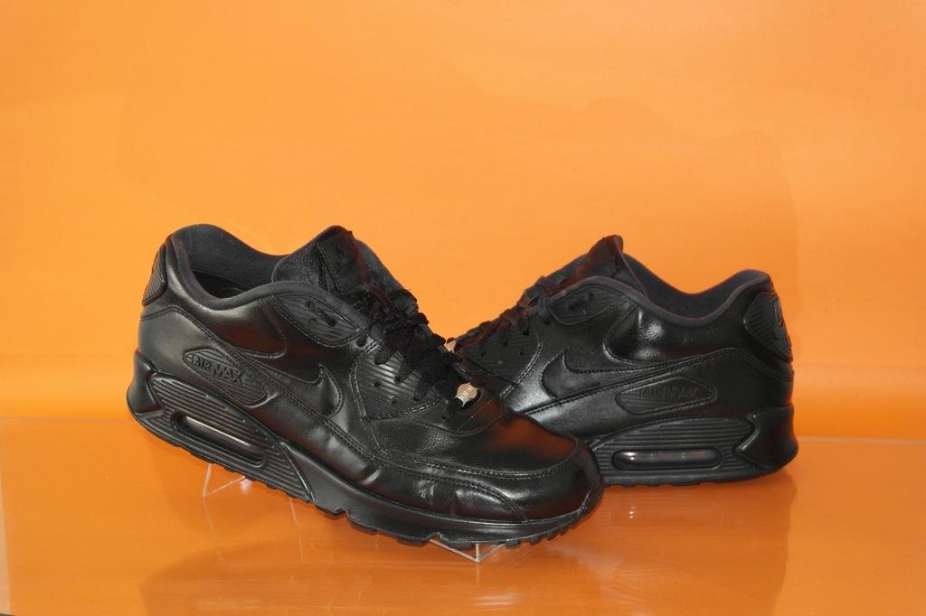 Nike AIR MAX 90 LEATHER PRM buty sportowe (46)