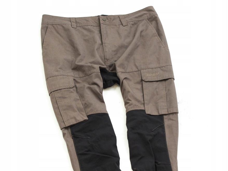 O Bergans Of Norway Spodnie Techniczne Męskie r XL