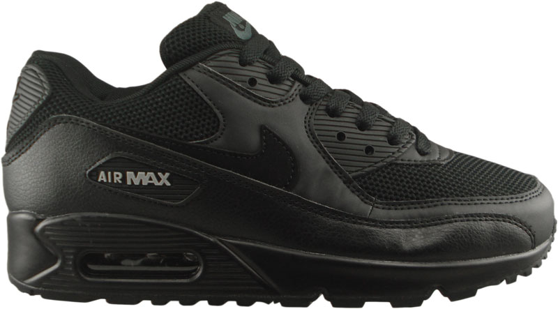Czerń Air Max 90 Buty. Nike PL