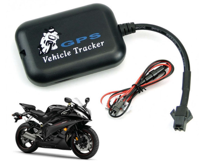 MINI LOKALIZATOR GPS DO MOTOCYKLA NA KARTĘ SIM