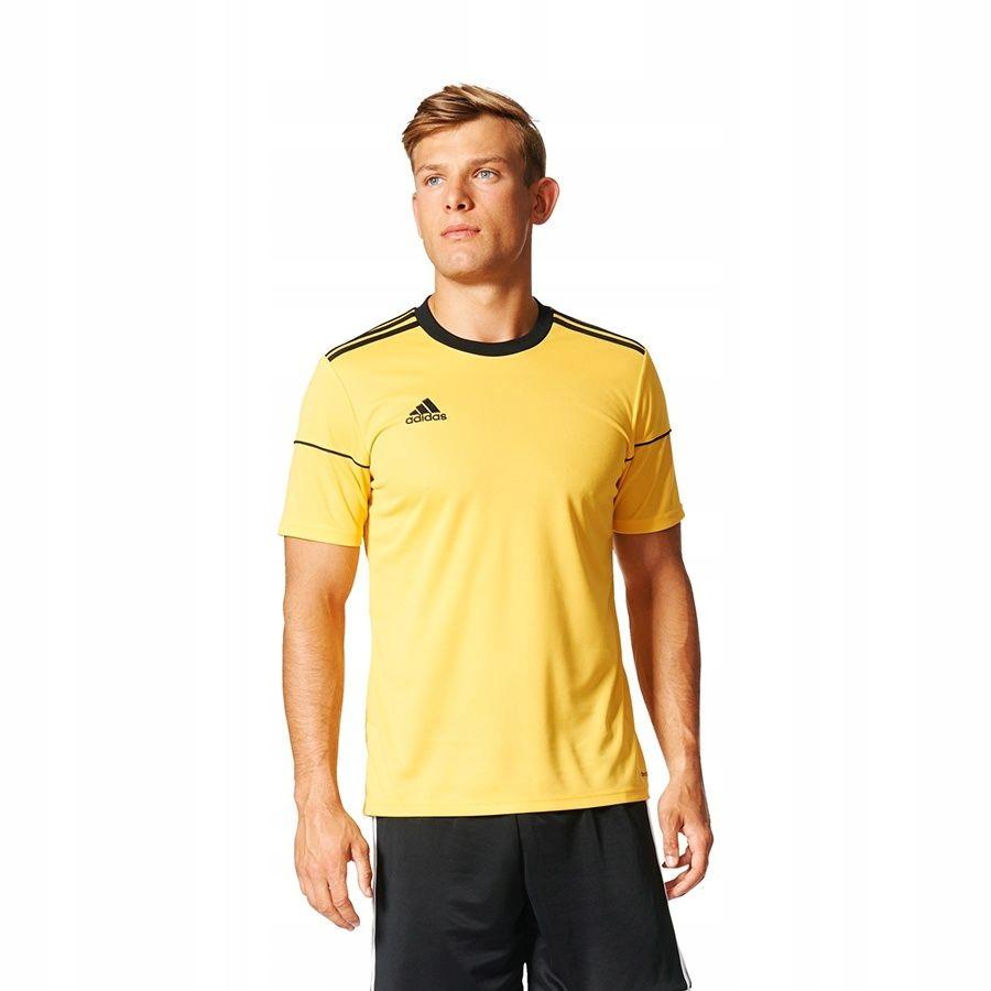 Koszulka adidas Squadra 17 BJ9180 M żółty