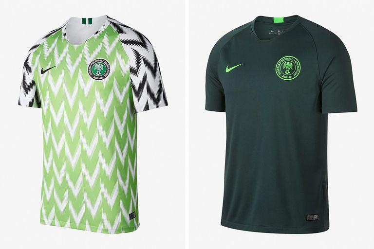Koszulka Nike Nigeria Mundial 2018 S Nadruk 7418414282 Oficjalne Archiwum Allegro