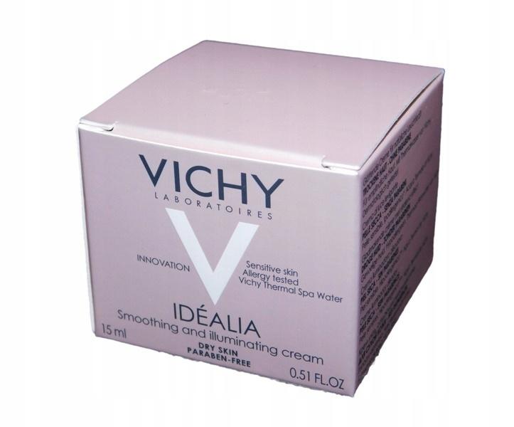 VICHY IDEALIA krem do skóry suchej - 15ml - 7350134778..