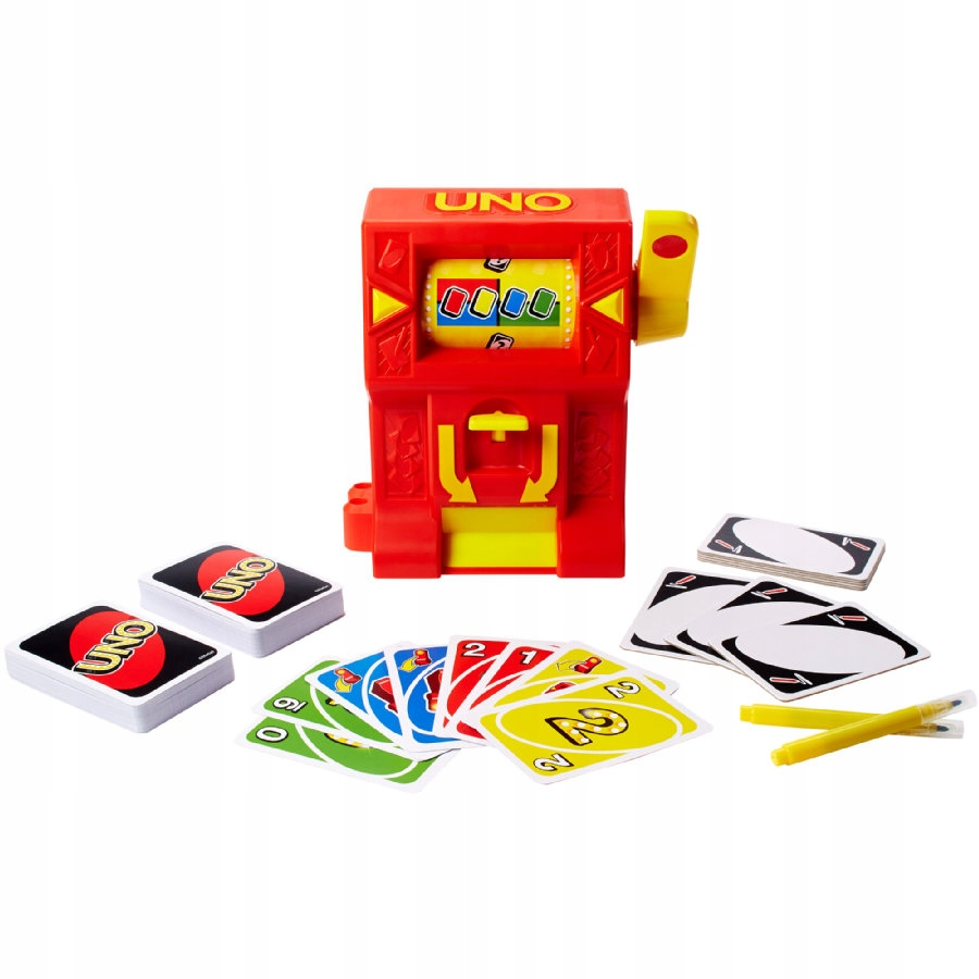 86b35 Mattel Gra Uno Wild Jackpot Okazja 7449323931 Oficjalne Archiwum Allegro