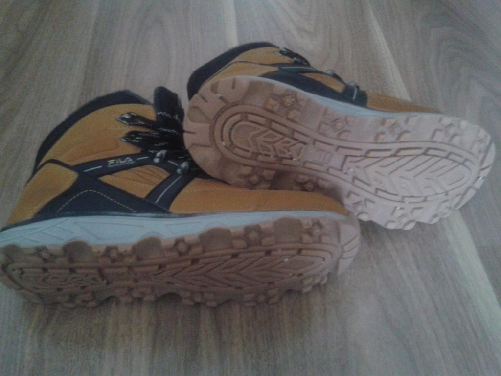 FILA ocieplane buty jesień zima 41 26,5cm 7630143071