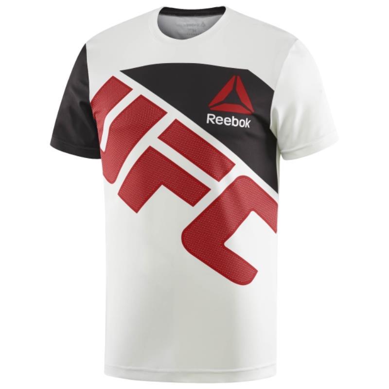 REEBOK UFC Fight Kit- koszulka męska L.
