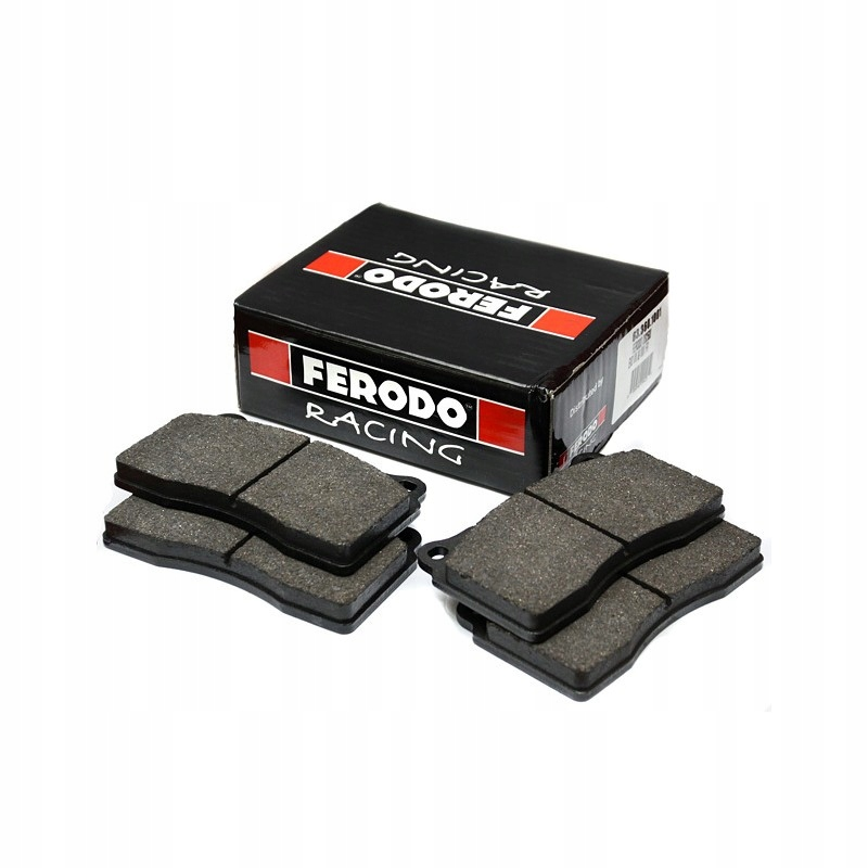 FERODO RACING DS2500 KLOCKI AUDI RS4 RS5 RS6 R8