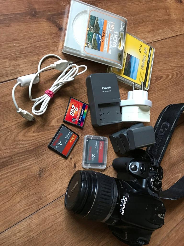 Canon Rebel Xti (DS126151)