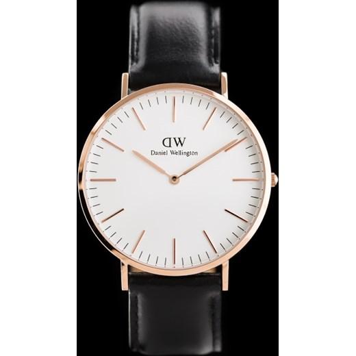 Zegarek Damski Klasyczny Czarny Pasek D W 7115145506 Oficjalne Archiwum Allegro