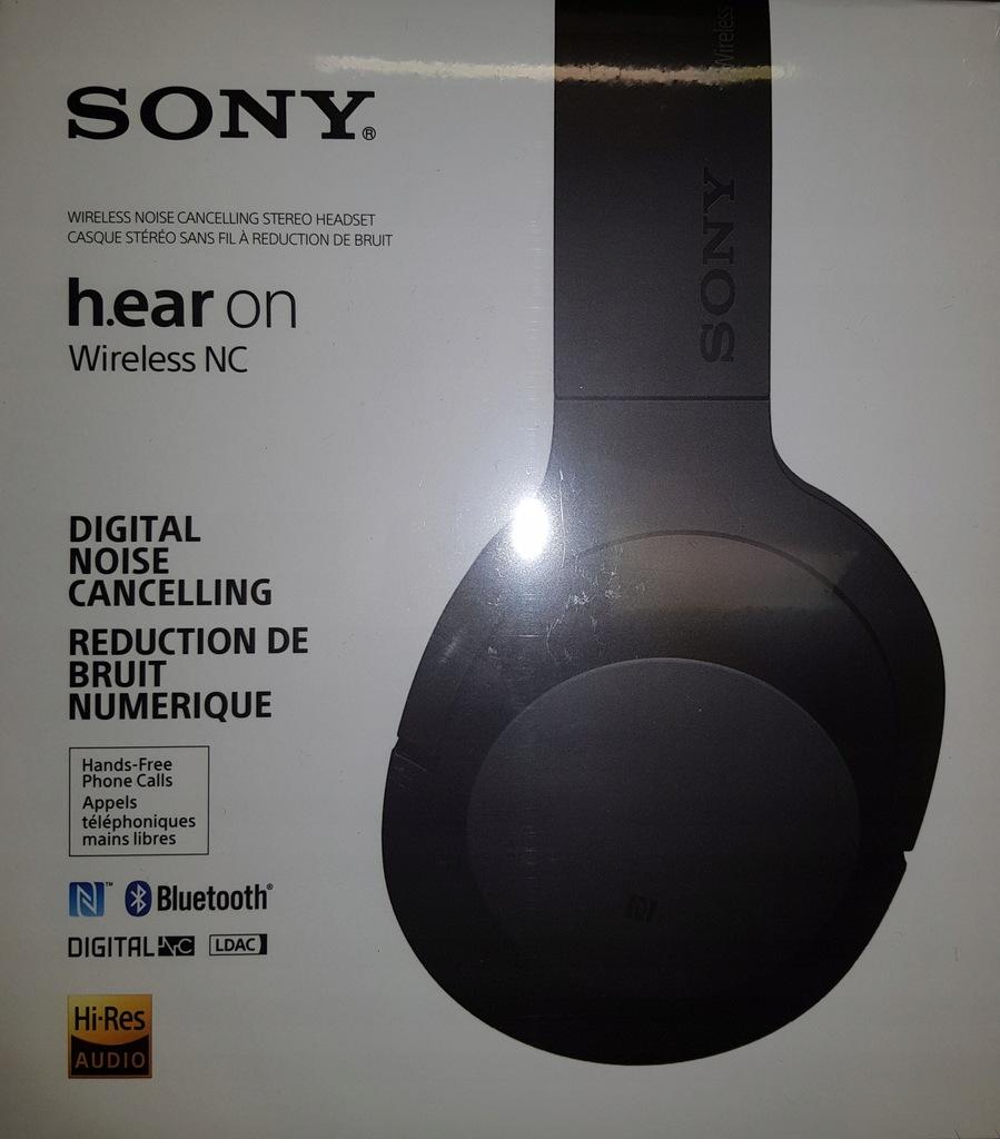 nowe sluchawki Bluetooth SONY MDR 100ABN 7653405488