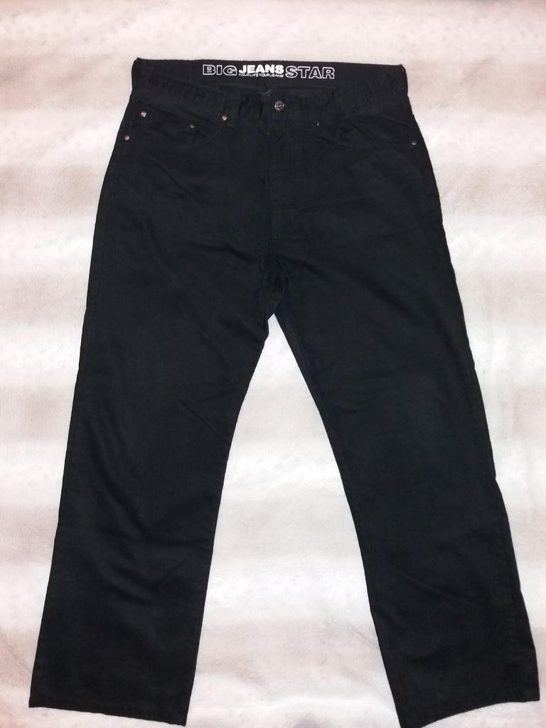 Spodnie sztruksowe męskie BIG STAR r. 38/30