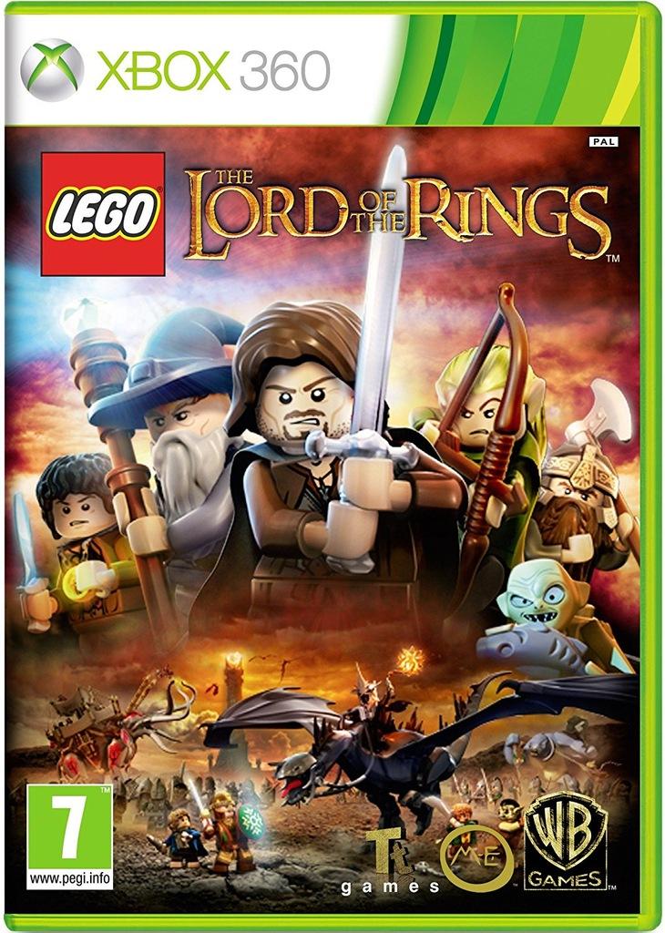 Lego Wladca Pierscieni Xbox 360 Po Polsku Sklep 7371886577 Oficjalne Archiwum Allegro