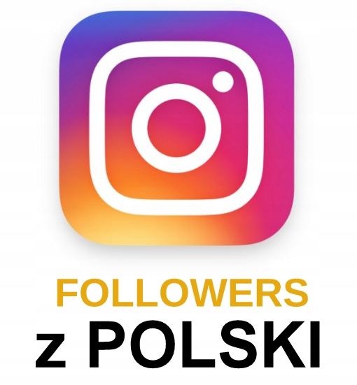 100 Obserwujacych Followers Z Polski Instagram 7744705896 Oficjalne Archiwum Allegro