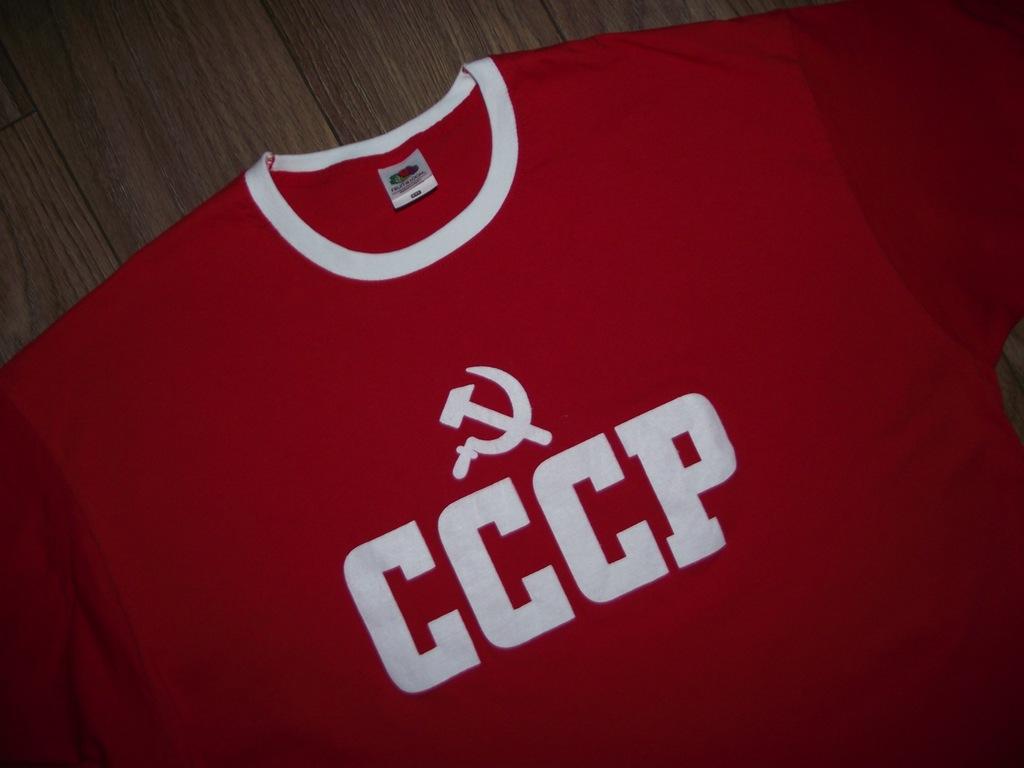 CCCP KOSZULKA MĘSKA XL