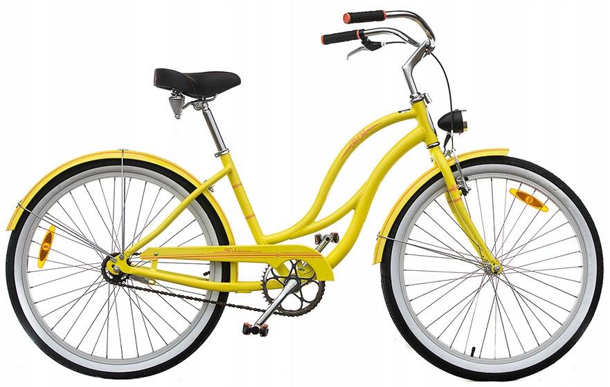 @ WYPRZEDAŻ -45% rower SCHWINN DAISY miejski KOSZ