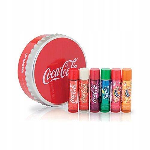 Lip Smacker Blyszczyki Do Ust Coca Cola 6x4g 7440518852 Oficjalne Archiwum Allegro