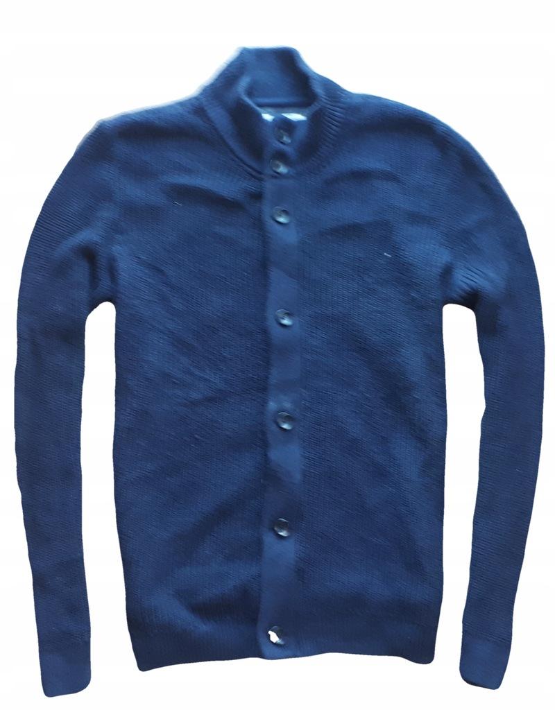 Calvin Klein XXL super sweter duży ciepły