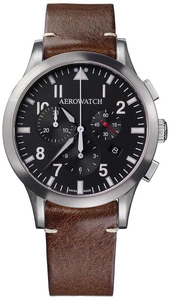 Aerowatch Les Grandes Classiques Pilot 83966 AA03