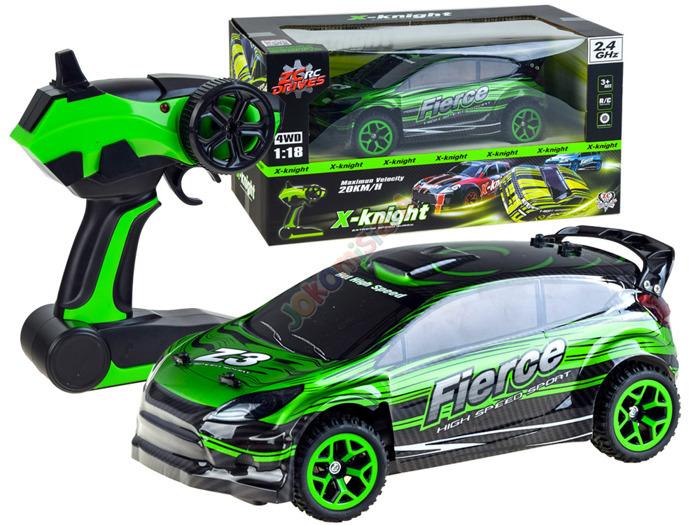 Ford Fiesta Rs Auto Sterowane Zdalnie 20 Km H Rc 7174199806 Oficjalne Archiwum Allegro