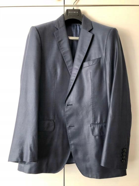 Pierre Cardin - piękny garnitur na 177cm