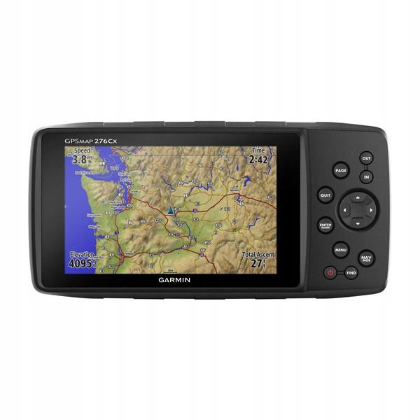 Garmin GPSMap 276CX NAWIGACJA GPS OFF ROAD