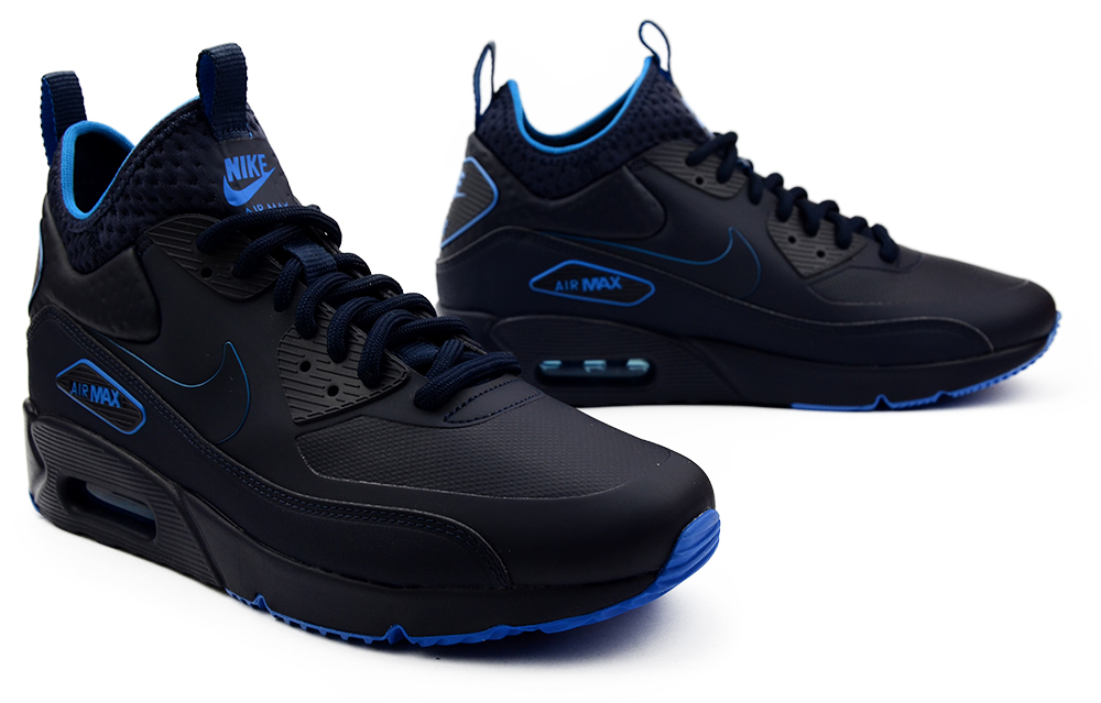 Nike Air Max 90 Ultra Mid Winter SE | Black | Sneakers