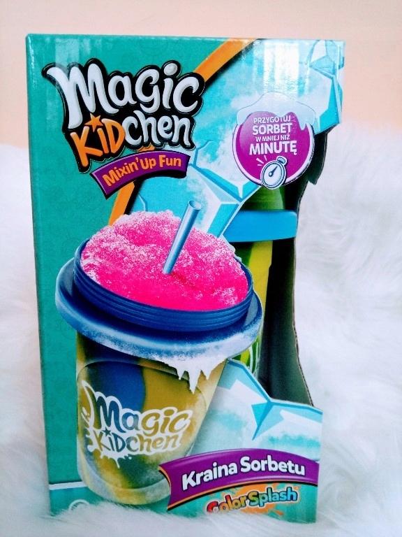 Magic Kidchen Slushy Maker Kubek Do Sorbetow 7545084316 Oficjalne Archiwum Allegro