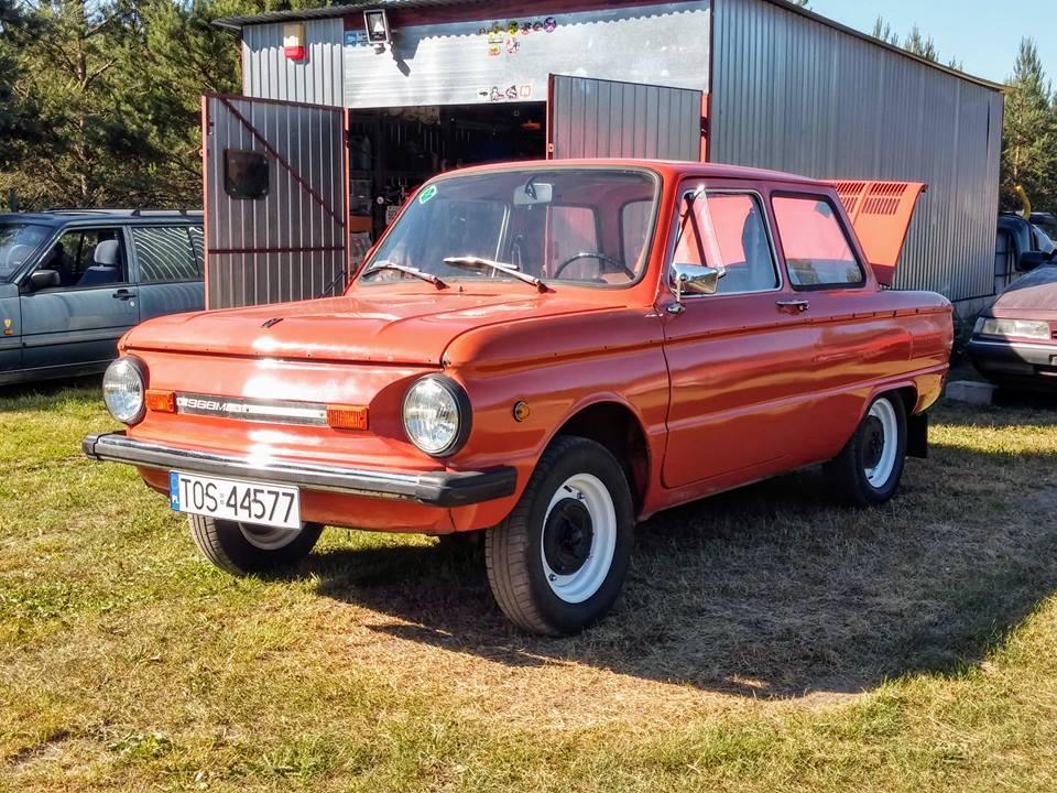 ZAZ 968M Zaporożec 1983 18tys. km przebiegu