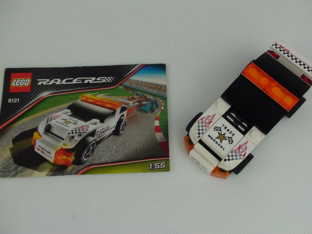 Lego Racers 8121