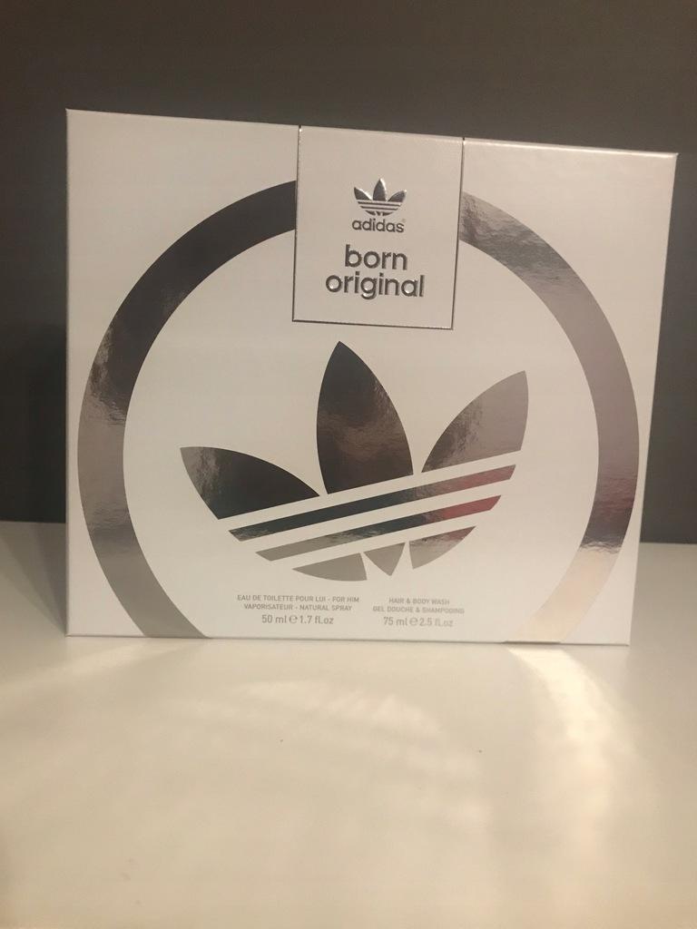 Perfumy Damskie ADIDAS BORN ORIGINAL 7692057308