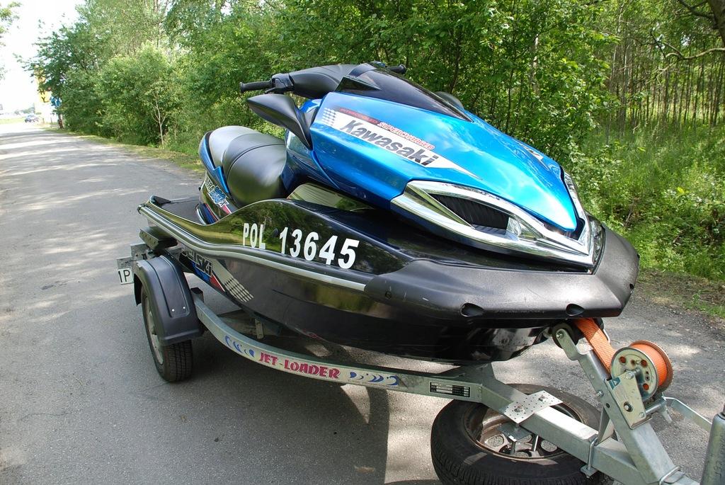 Skuter Wodny Kawasaki 300x 45 MTG