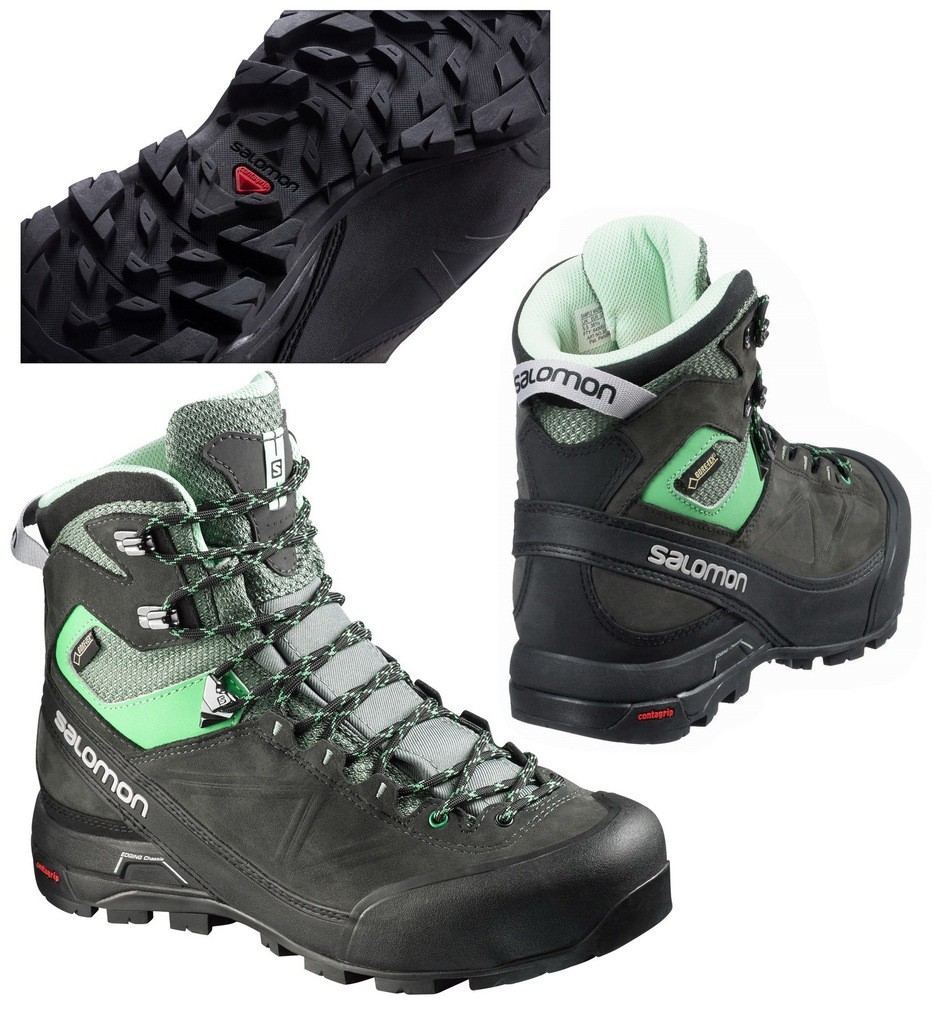 Salomon Mountaineering Shoes Cheap | Salomon X Alp Mtn Gtx