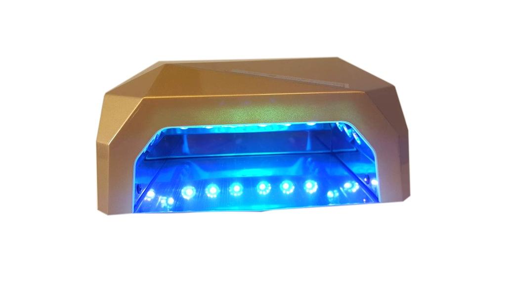 LAMPA LED CCFL UV DIAMOND 36W Hybryda PROMOCJA!