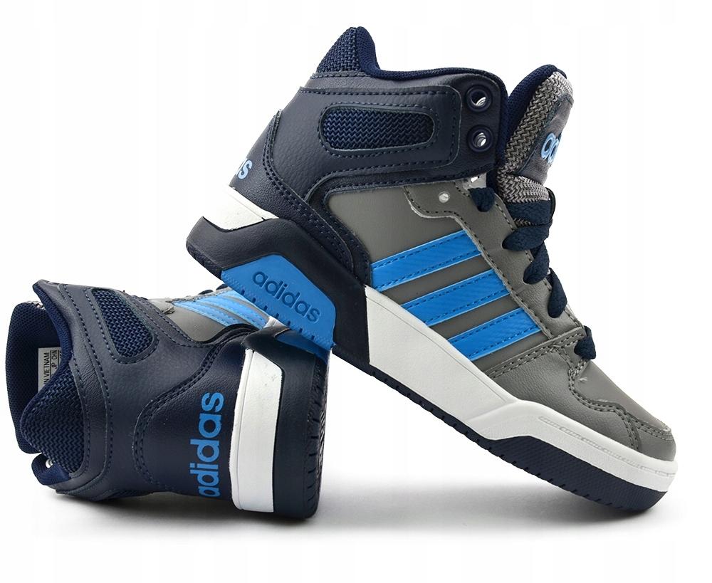 buty dla chłopca za kostke rozmiar 33 adidas