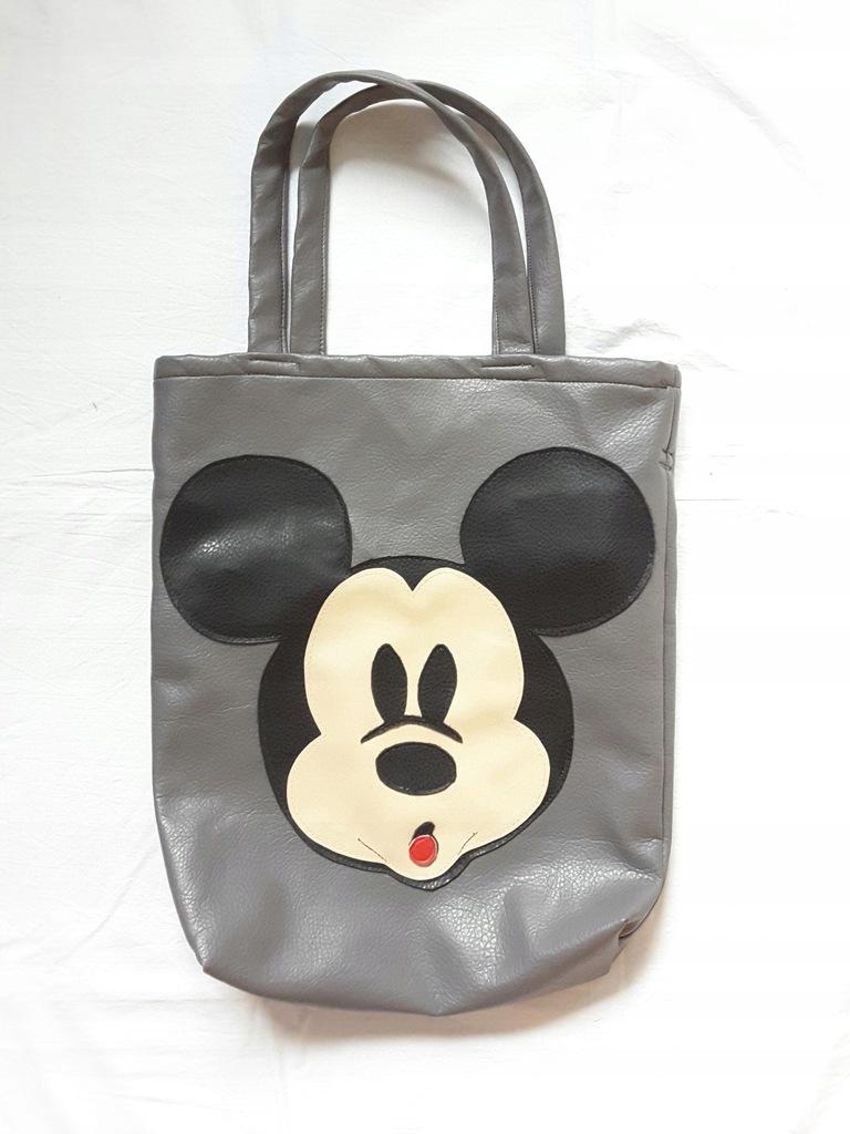 Duża torebka damska handmade (torby materiałowe)
