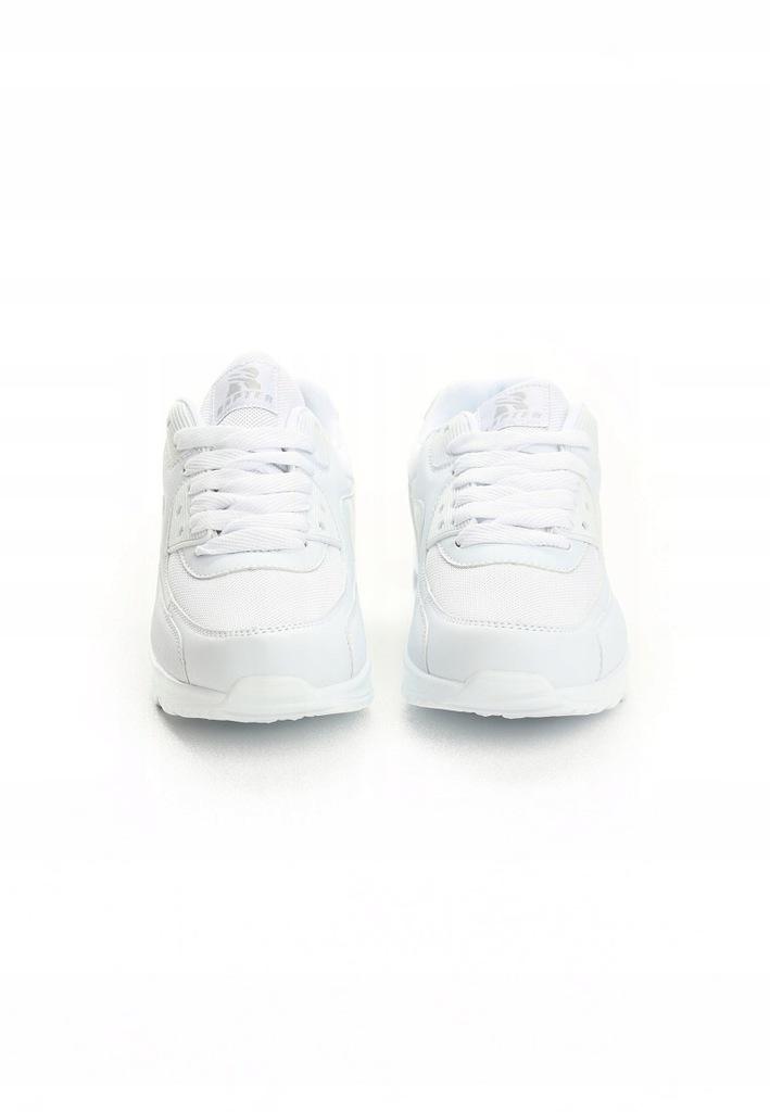 BORN2BE_PL ||| Białe Buty Sportowe Classical 36 6906644221