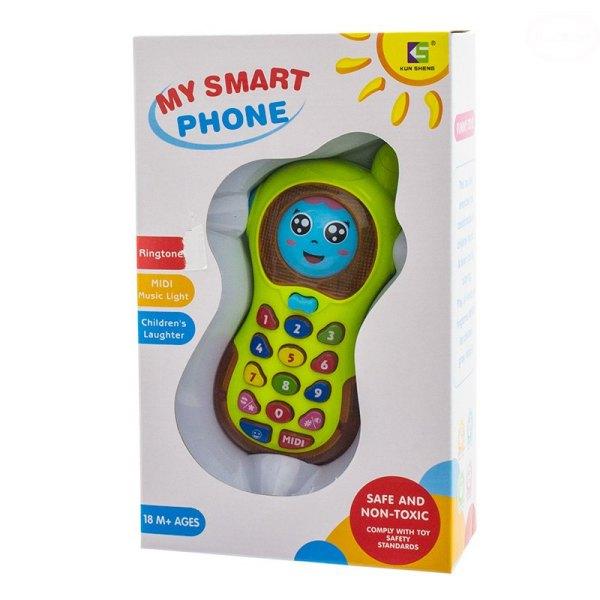 TELEFON KOMÓRKA ZABAWKA DLA DZIECKA 18M+ 7071321530