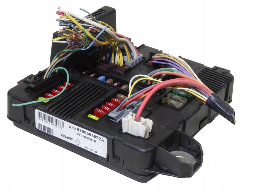 UPC RENAULT S118399200D 8200306032A UPC X84 N2