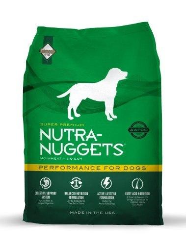 Nutra Nuggets Performance Dog 3kg