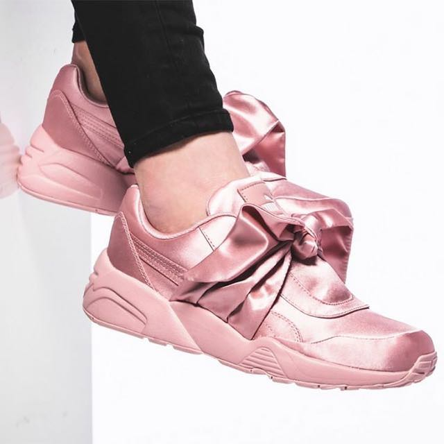 Puma x Fenty By Rihanna Bow Sneaker Pink 39
