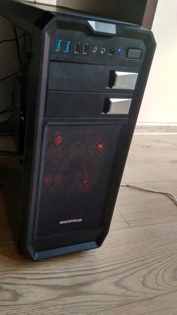 Komputer do gier GTX 1070 i5 8gb RAM 1TB HDD