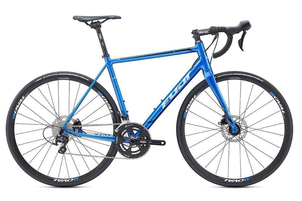 Rower szosowy Fuji Roubaix 1.3 Disc 2017 56 cm