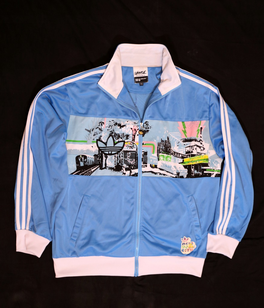 Bluza ADIDAS W6 BILL MC MULLEN , NEW YORK rozm XXL