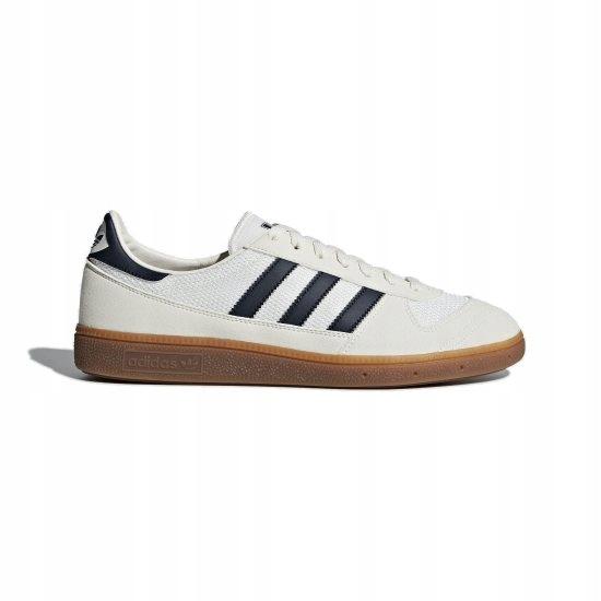 buty adidas originals męskie adidas spezial niebieskie białe