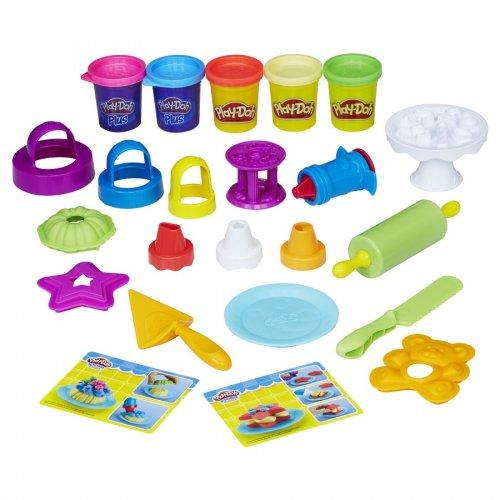 Play Doh Zestaw Lukrowane Ciasteczka 7254297850 Oficjalne Archiwum Allegro