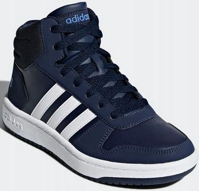 Buty Dziecięce Adidas Hoops 2.0 (DB1950) R.33,5