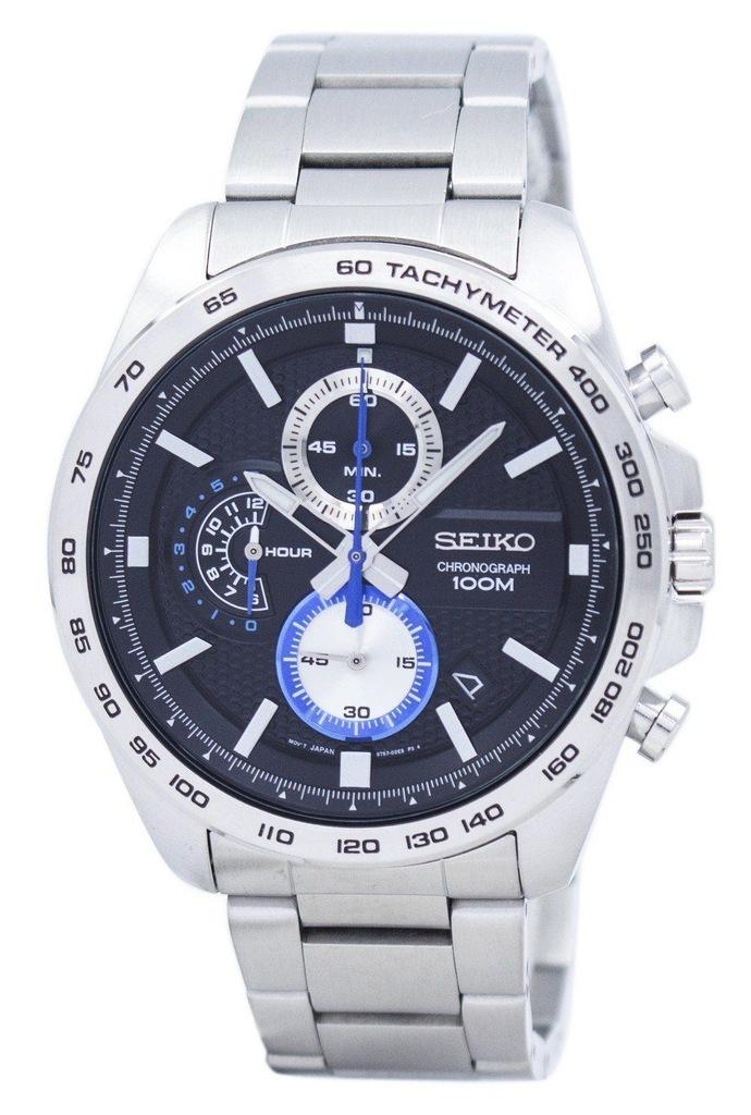 Męski zegarek SEIKO SSB257P1